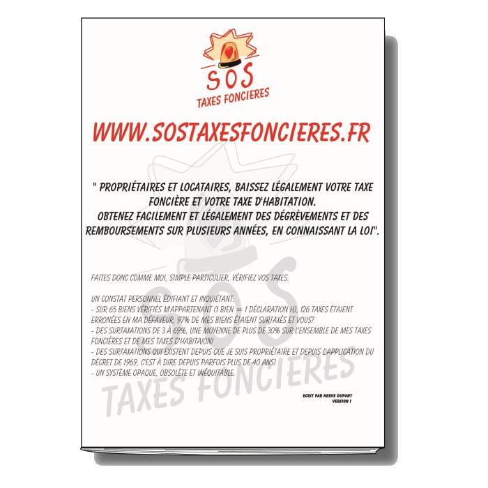 Sos Taxes Foncieres Taxe Habitation Tout Sur La Taxe Fonciere