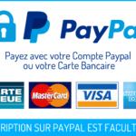 Payement par Payapal